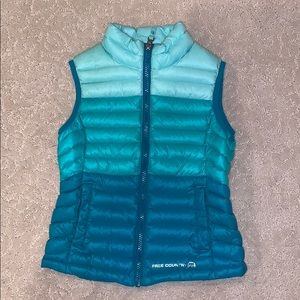 Free Country Down Vest